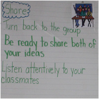 Anchor Chart image of Primary Sharing Specialist Anchor Chart